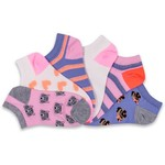 BCG Kids' Fashion No-Show Socks 6 Pack - view number 1