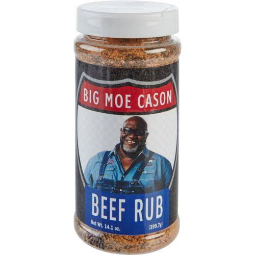 Display product reviews for Big Moe Cason 14 oz Beef Rub