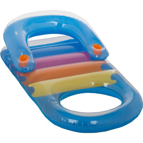 O'Rageous Swim-Up Lounger