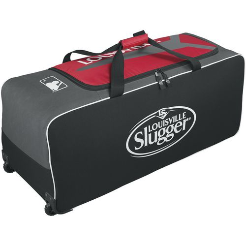 Louisville Slugger Series 5-Ton Wheeled Duffel Bag
