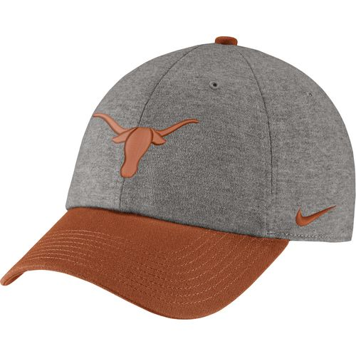 Nike Men's University of Texas COL Heritage86 Heather Cap