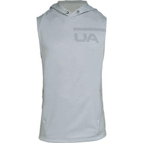 Display product reviews for Under Armour Men's MK1 Tech Terry Sleeveless Hoodie