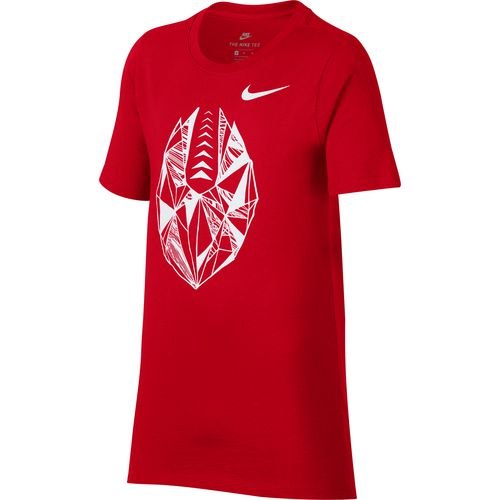 Nike Boys' Football Icon T-shirt