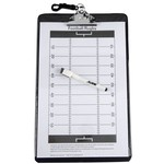 All-Star® Multisport Erasable Clipboard and Lineup Roster