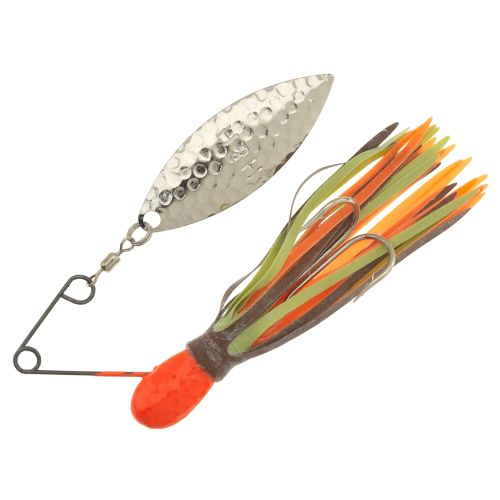 Display product reviews for H&H Lure 3/8 oz Single Willow Blade Spinnerbait