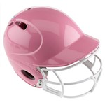 Worth Adults' Low-Profile Batting Helmet