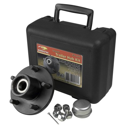 Display product reviews for C.E. Smith Company 5 x 4.5 Pregreased Replacement Hub Kit