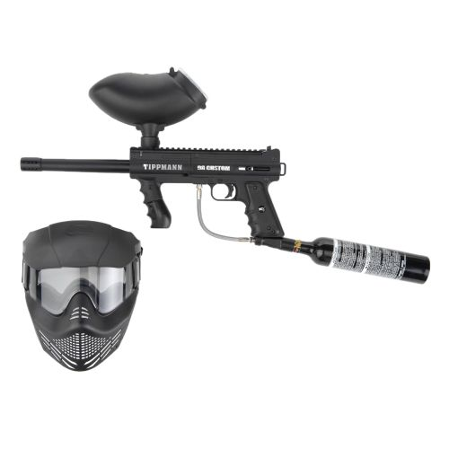 Tippmann 98 Custom® A.C.T. Paintball Marker Power Pack