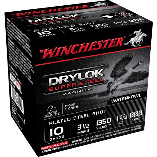 Winchester Super-X Drylok Super Steel™ Waterfowl Load 10