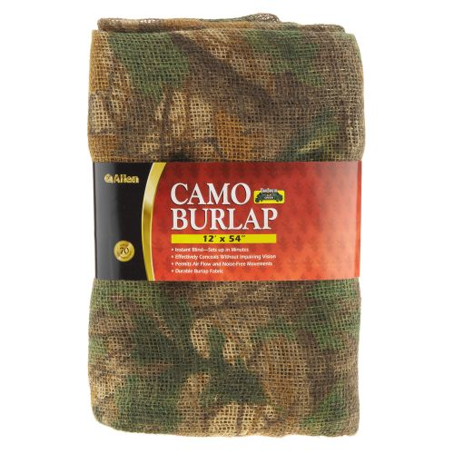 Image for Allen Company Oakbrush Camo Burlap from Academy