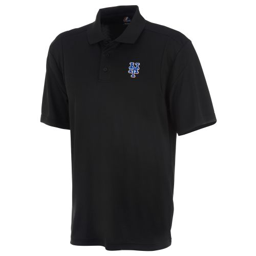 Majestic Men's New York Mets Core Performance Polo