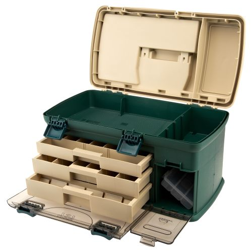 Plano® 737 3-Drawer Box - view number 2