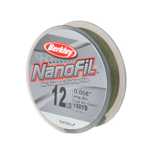 Berkley® NanoFil 150 yards Filler Spool