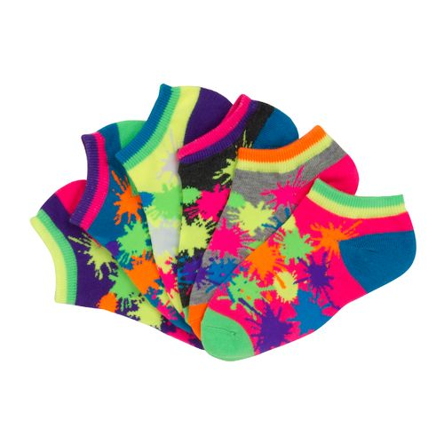 Image for BCG™ Girls' Ultrathin No-Show Socks 6-Pack from Academy
