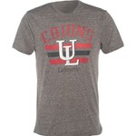 Colosseum Athletics Men's University of Louisiana at Lafayette Arcade Crew Neck T-shirt