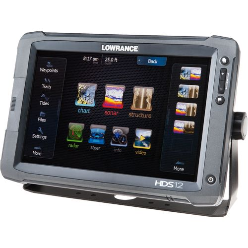 Image for Lowrance Gen2 HDS-12 Touch Screen Depth Finder from Academy