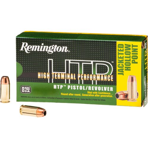 Remington HTP .45 Automatic 230-Grain Centerfire Handgun Ammunition
