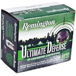 Remington Ultimate Defense .45 Automatic 230-Grain Centerfire Handgun Ammunition