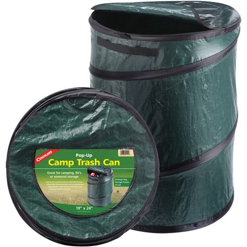 Coghlan's 33-Gallon Pop-Up Camp Trash Can - view number 1