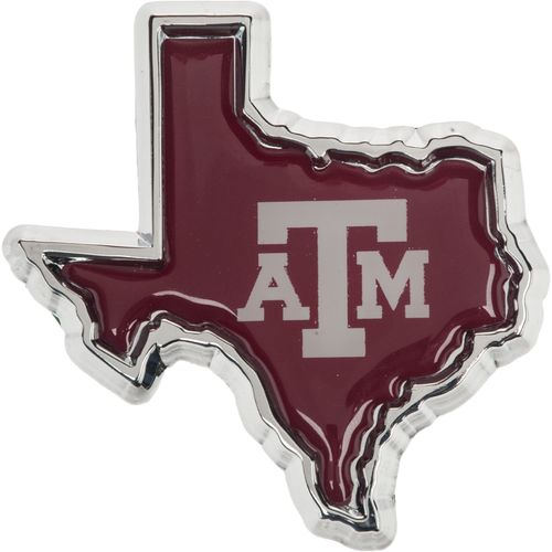 Stockdale Texas A&M University Auto Emblem