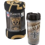NFL New Orleans Saints Mug and Snug Gift Set