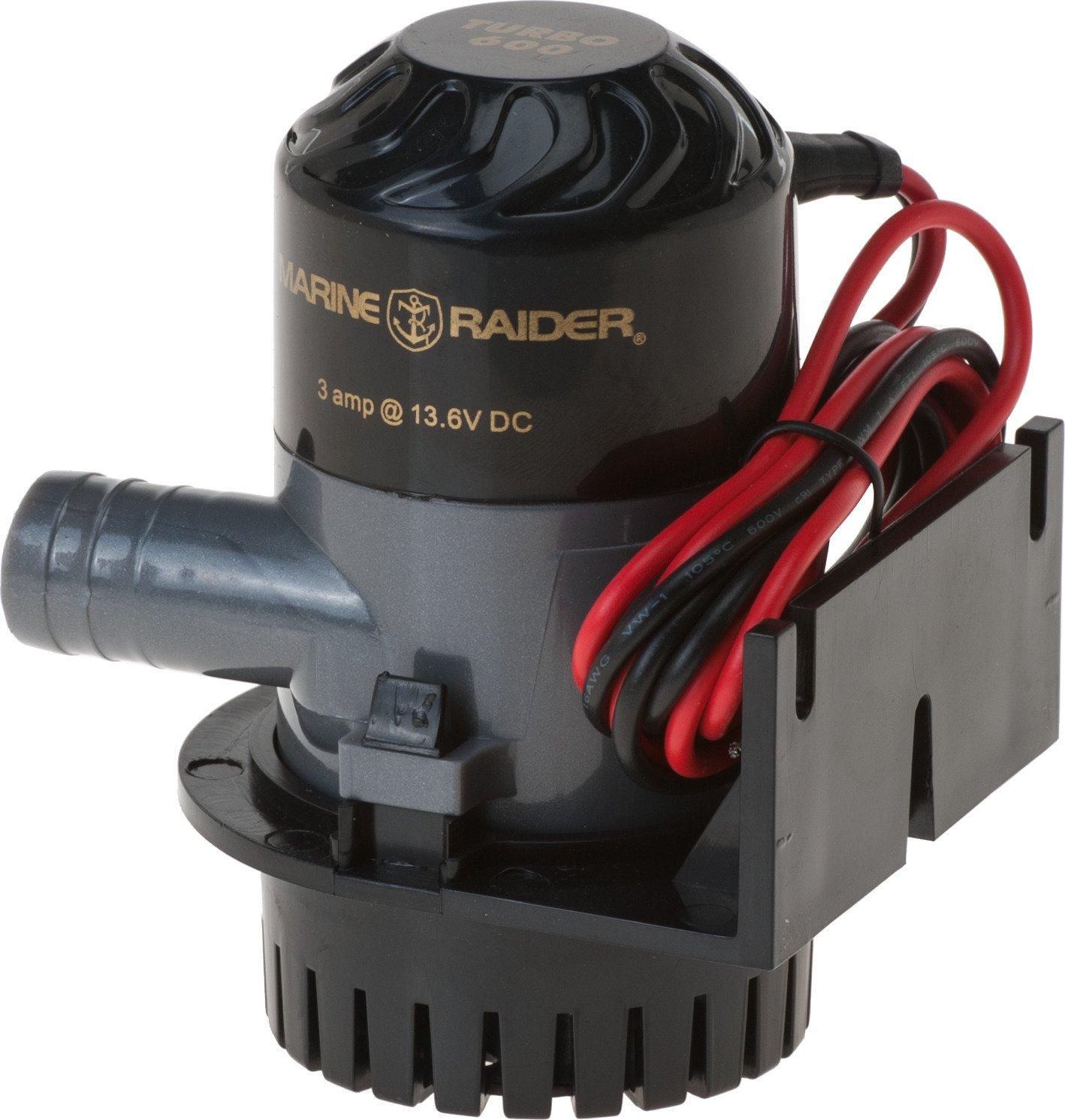 Marine Raider 600 Gph Bilge Pump