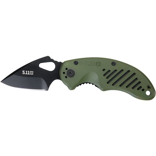 5.11 Tactical DRT Plain Edge Folding Knife - view number 1