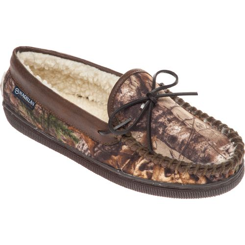 Magellan Outdoors Men's Camo Moc Slippers - view number 2