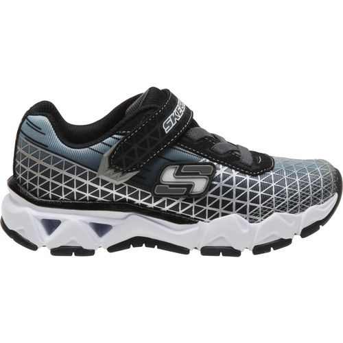 SKECHERS Boys  Prismatoid Rhombus Athletic Lifestyle Shoes