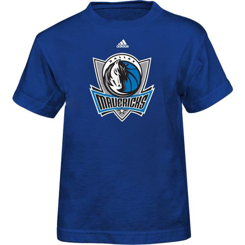adidas™ Boys' Dallas Mavericks Primary Logo T-shirt