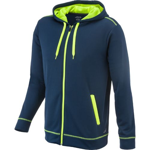 BCG  Men s Performance Fleece Full Zip Hoodie