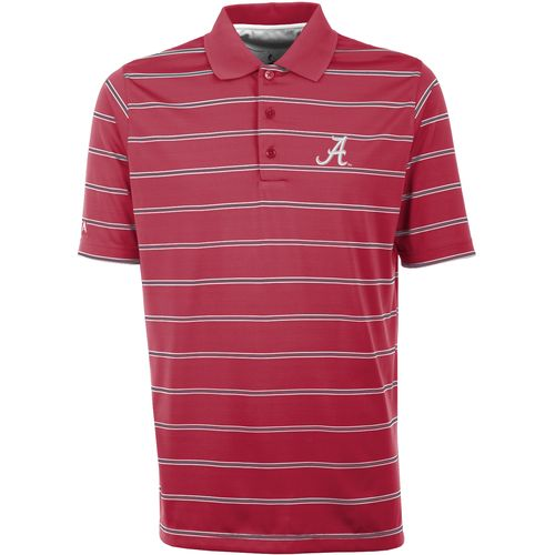 Antigua Men's University of Alabama Deluxe Polo Shirt - view number 1