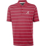 Antigua Men's University of Alabama Deluxe Polo Shirt