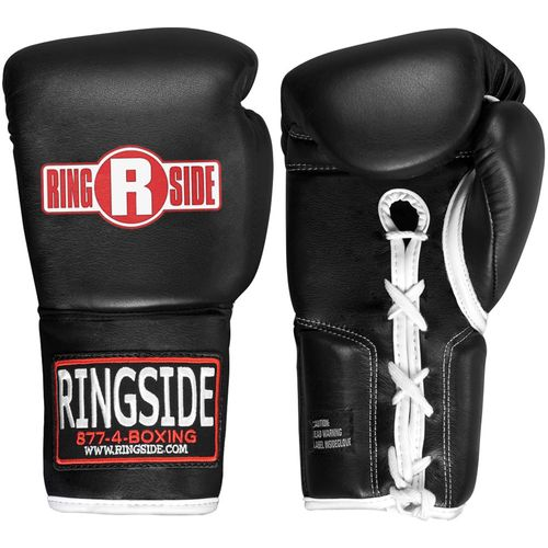 Ringside Professional Leather Fight Gloves