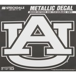 Stockdale Auburn University Die-Cut Metallic Decal