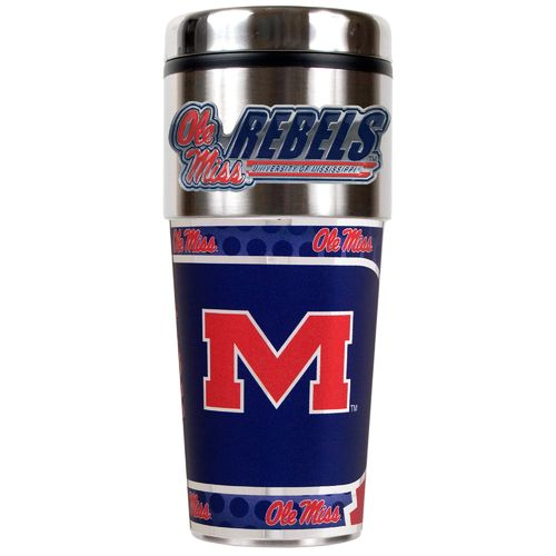 Great American Products University of Mississippi 16 oz. Travel Tumbler