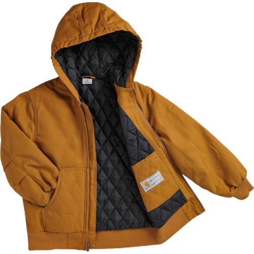 Carhartt Girls' Work Active Jacket - view number 2