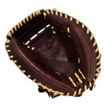 "Mizuno MVP 33.5"" Left-Handed Catcher's Mitt"