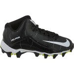 Nike Boys' Alpha Shark 2 3/4 Wide Football Cleats