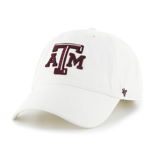 '47 Men's Texas A&M Clean Up Relaxed Cap - view number 1