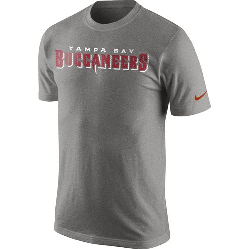 Nike Men's Tampa Bay Buccaneers Short Sleeve T-shirt
