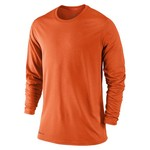 Nike Men's Legend Poly Long Sleeve Training Shirt