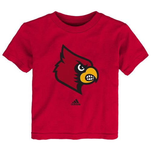 5be754aef NCAA Toddlers  University of Louisville Logo T-shirt
