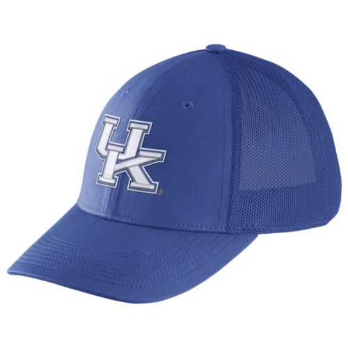 Nike™ Men's University of Kentucky Dri-FIT Legacy91 Mesh Back Swoosh Flex Cap