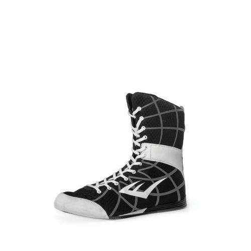 Everlast Men's Grid High-Top Boxing Shoes