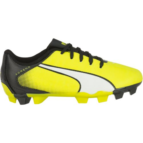 Display product reviews for PUMA Kids' Adreno FG Jr. Soccer Cleats