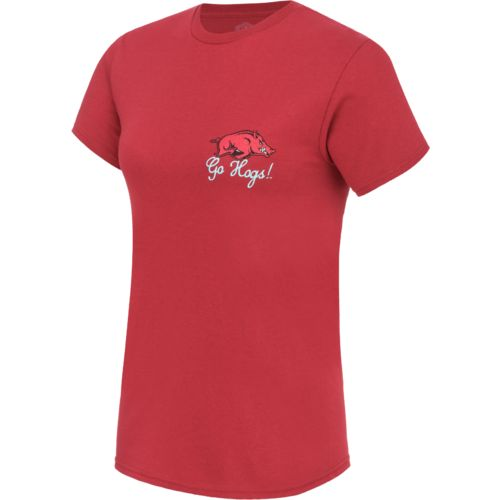 New World Graphics Women's NCAA Short Sleeve T-shirt - view number 2