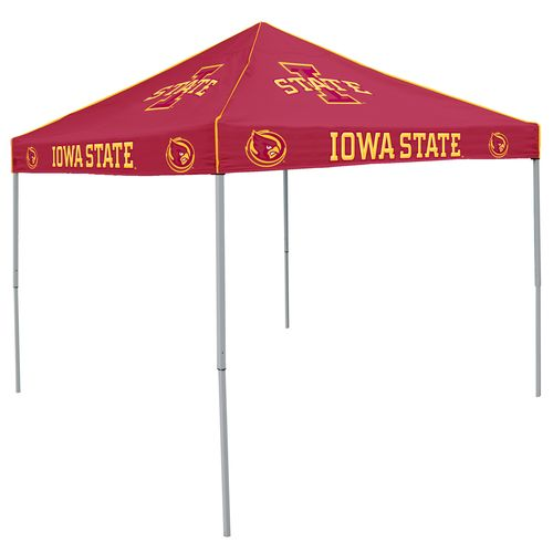Logo™ Iowa State University Straight-Leg 9' x 9' Color Tent