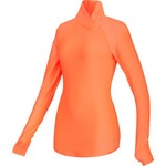 BCG™ Women's Long Sleeve Split Mock Neck Cold Weather Top