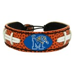 GameWear Adults' University of Memphis Classic Football Bracelet